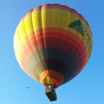Smartbox Vol magique en montgolfière d'1h avec ve