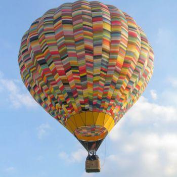 Smartbox Vol en montgolfière d'1h en nacelle priv