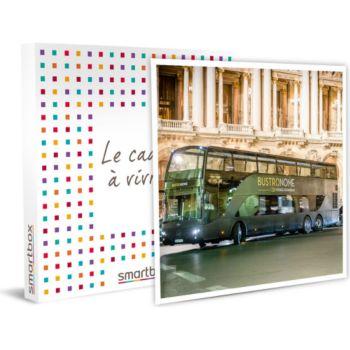 Smartbox Menu déjeuner en 4 étapes à Paris pour 2