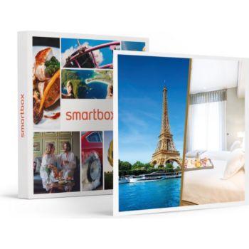 Smartbox Séjour découverte 3 jours à Paris avec v