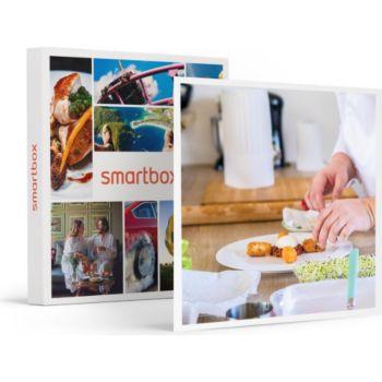 Smartbox Expérience gastronomique à domicile avec