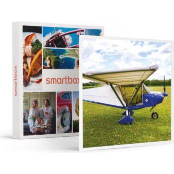 Smartbox Vol de découverte du pilotage en ULM