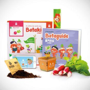 Smartbox Kit de graines prêtes à semer : tomate,