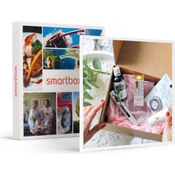 Smartbox Coffret produits de beauté bios et natur