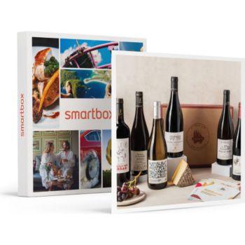 Smartbox Coffret Pépites de vignerons composé de