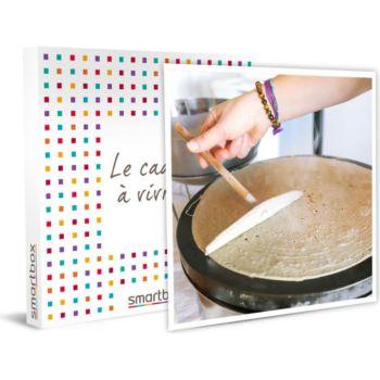 Smartbox Atelier confection de crêpes sucrées : 3