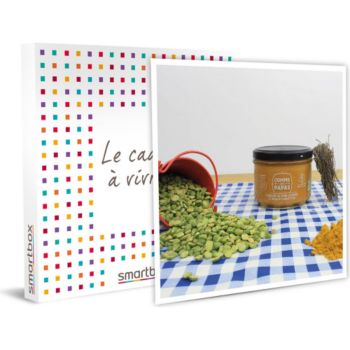 Smartbox Sélection de pots gourmets pour bébé ave