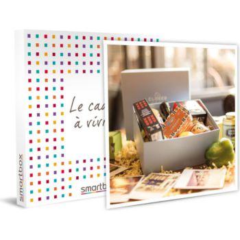 Smartbox Coffret voyage culinaire à découvrir et
