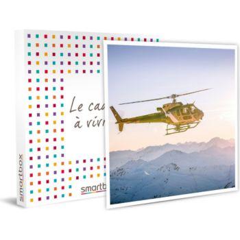Smartbox Survol du mont Blanc en hélicoptère pend