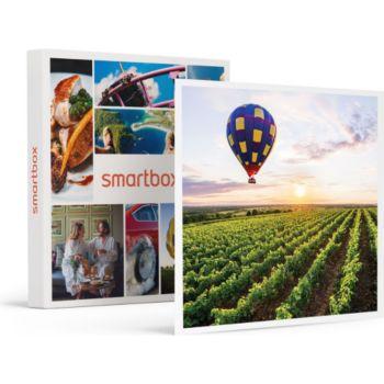 Smartbox Vol en montgolfière d'1h en Touraine ave