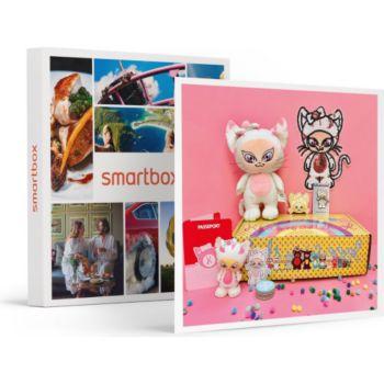 Smartbox Box Cathy Cat d'activités créatives et é