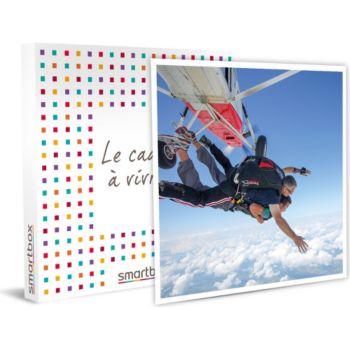 Smartbox Saut en parachute en tandem au pied des