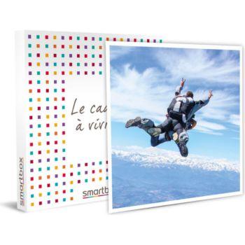 Smartbox Saut en parachute face aux Pyrénées avec