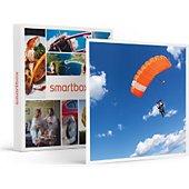 Coffret cadeau Smartbox Saut en parachute en tandem en Picardie