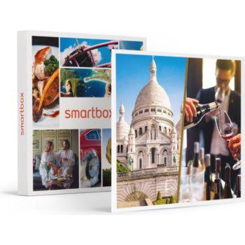 Smartbox 3 jours à Paris avec 3h initiation œnolo
