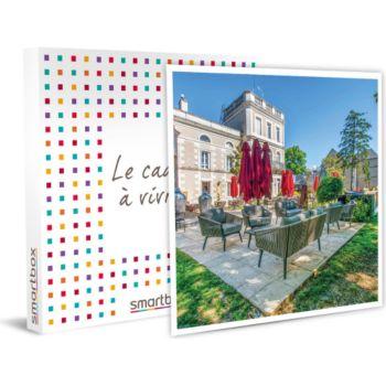 Smartbox Séjour luxe et gastronomie au Château du
