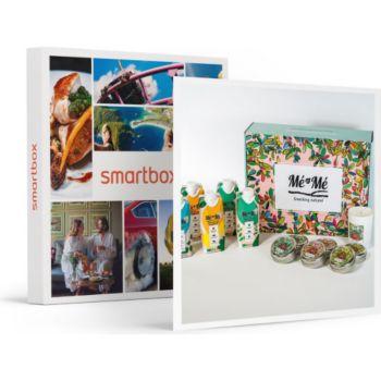Smartbox Box de boissons et bonbons sains, bio et