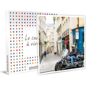 Smartbox Visite unique en side-car du Paris atypi