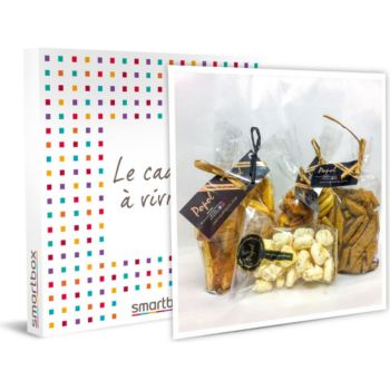 Smartbox Panier gourmand de biscuits artisanaux l