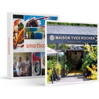 Smartbox Coulisses de la Maison Yves Rocher : vis