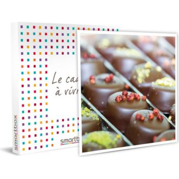 Smartbox Coffret gourmand assortiment de produits