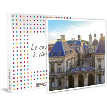 Smartbox Visite guidée privée de Lyon de 2h30
