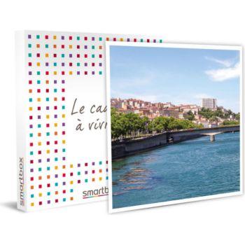Smartbox Visite guidée privée de Lyon en famille