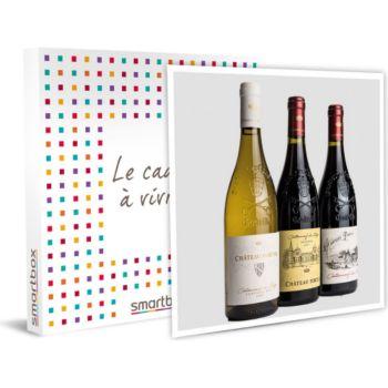 Smartbox Coffret de 3 bouteilles de vin d'appella