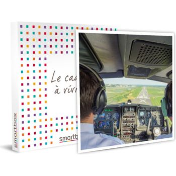 Smartbox 45 minutes de vol avec pilote privé au-d