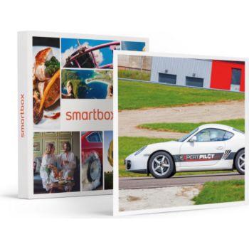 Smartbox Pilotage 8 tours de circuit en Porsche C