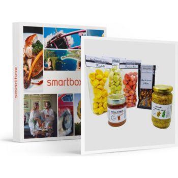 Smartbox Panier garni de produits artisanaux creu