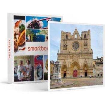 Smartbox Visite guidée privée du Vieux Lyon pour