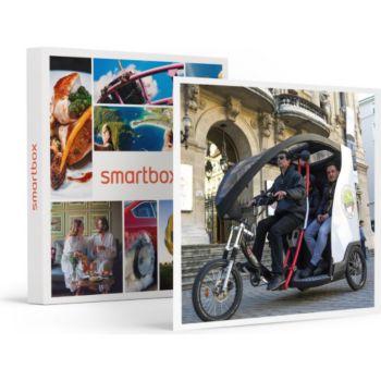 Smartbox Visite guidée en cyclo des quartiers his