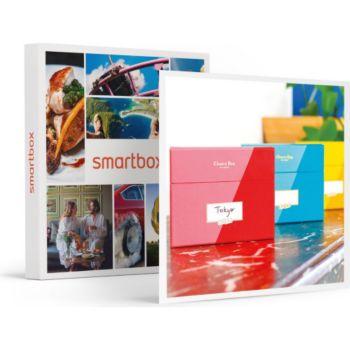 Smartbox Coffret 30 tirages photo au format class