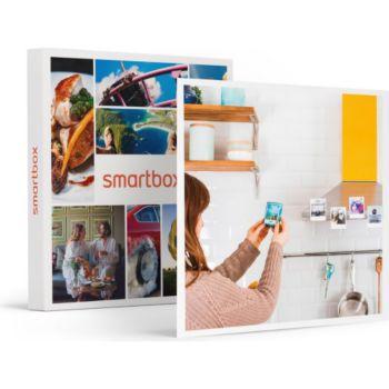 Smartbox 12 magnets photo personnalisés au format