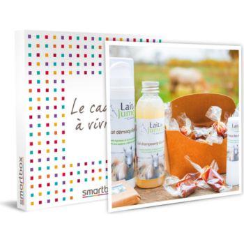 Smartbox 5 produits bio et naturels à base de lai