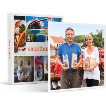 Smartbox Coffret de pâtes artisanales locales 100