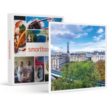 Smartbox Séjour luxueux à Paris avec vue imprenab