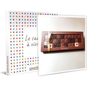 Smartbox Déclaration d'amour en chocolat pour ell