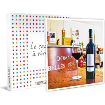 Smartbox Coffret de vins à découvrir à la maison
