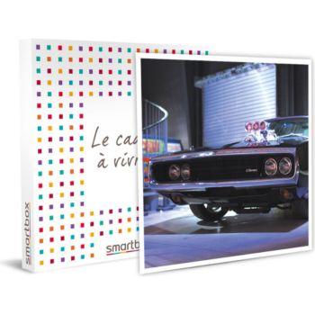 Smartbox Visite en famille du Movie Cars Museum à