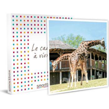 Smartbox Découverte du Parc Zoologique d'Amnévill