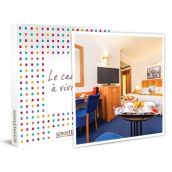 Smartbox Séjour romantique en hôtel 4* près du Tr