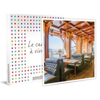 Smartbox Séjour luxueux et gourmand dans un hôtel