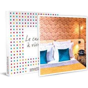 Smartbox Séjour de 2 nuits en hôtel étoilé à Bord