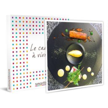 Smartbox Repas gastronomique 3 plats dans un rest