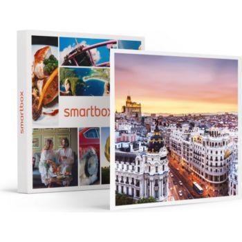 Smartbox 3 jours étoilés en Espagne
