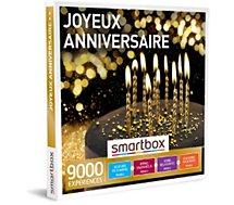 Coffret cadeau Smartbox  Joyeux anniversaire**