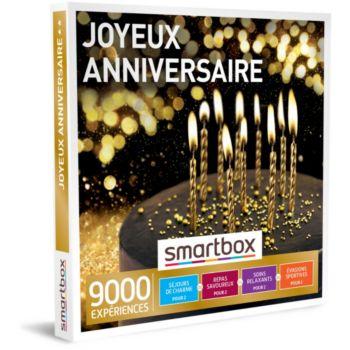 Smartbox Joyeux anniversaire**