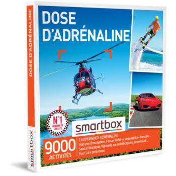 Smartbox Dose d'adrénaline